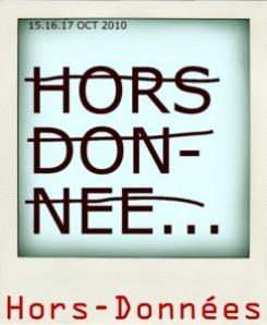 Hors-donnée @ Envrac