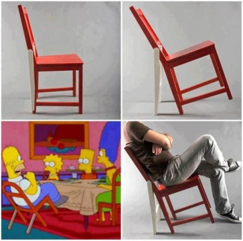 Homer's Chair