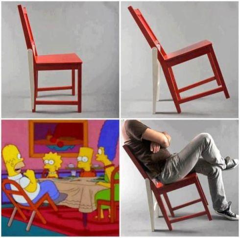 Homer's Chair