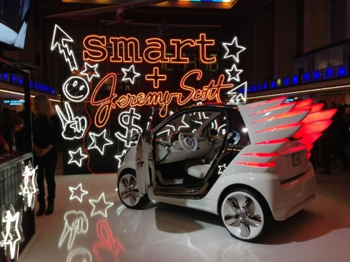 Smart by Jeremy Scott