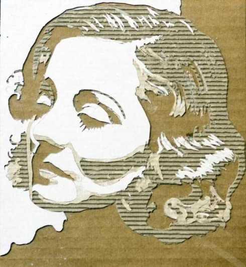 Giles-Oldershaw-cardboard-portrait-2