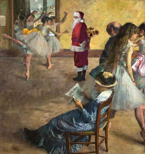 santa-claus-in-classical-painting-6
