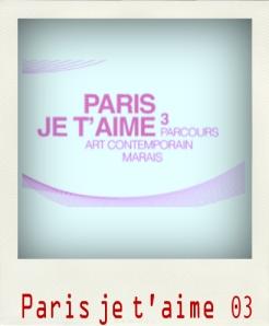 Paris je t'aime 3