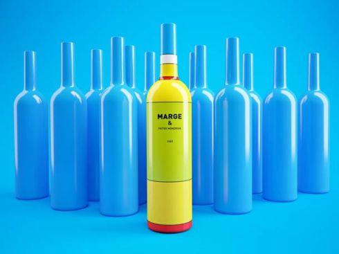 mondrian-simpsons-wine-bottles-6