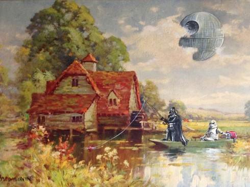 david-irvine-pop-culture-old-paintings-4