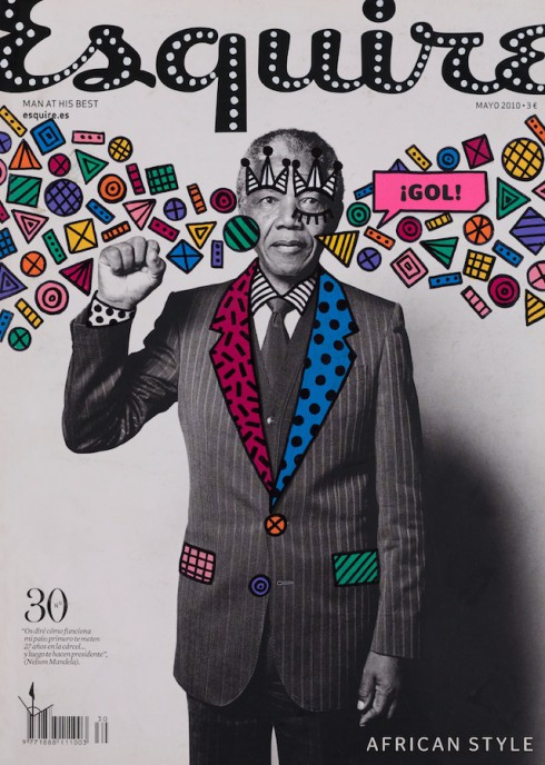 Esquire-Mandela