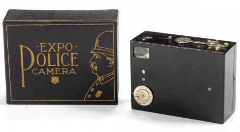 Expo Police Camera (Expo Camera Co. New York, 1911)