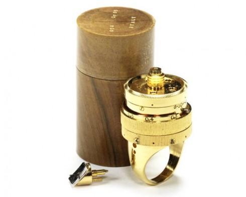 GF81 ring camera (Gian Paulo Ferro, Italy)