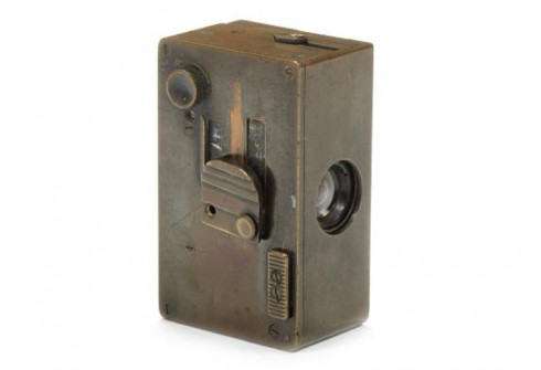 Mast concealable camera (Mast Development Corp. Davenport, USA)
