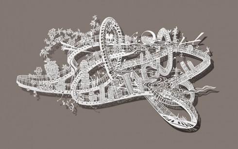 papercutrollercoaster5-900x563