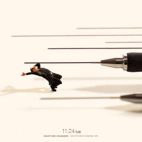 Tanaka-Tatsuya-Miniature-Calendar-1