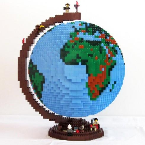 LEGO-terrestrial-globe-4