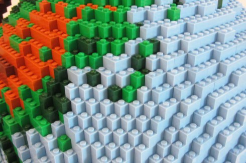 LEGO-terrestrial-globe-9
