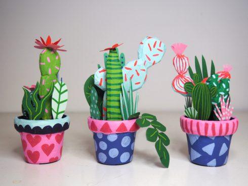 Handmade-Paper-Cacti-by-Kim-Sielbeck-3