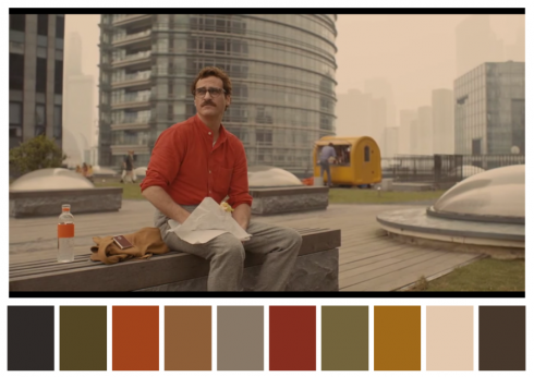 Her, directed by Spike Jonze (2013).