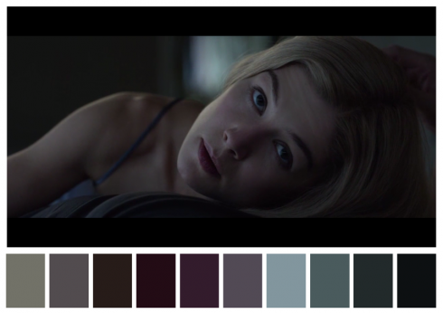 Gone Girl, directed by David Fincher (2014).