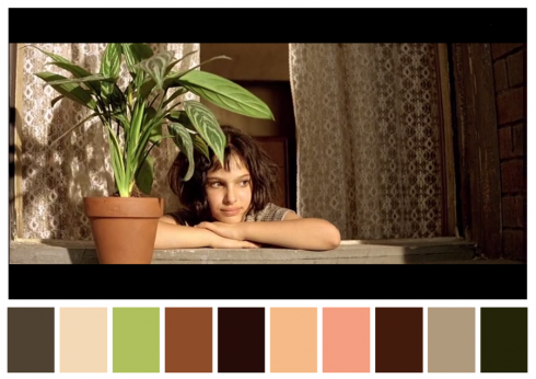 Léon: The Professional, directed by Luc Besson (1994).