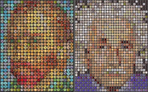 Portraits-of-Famous-People-Made-with-Donuts1-900x562