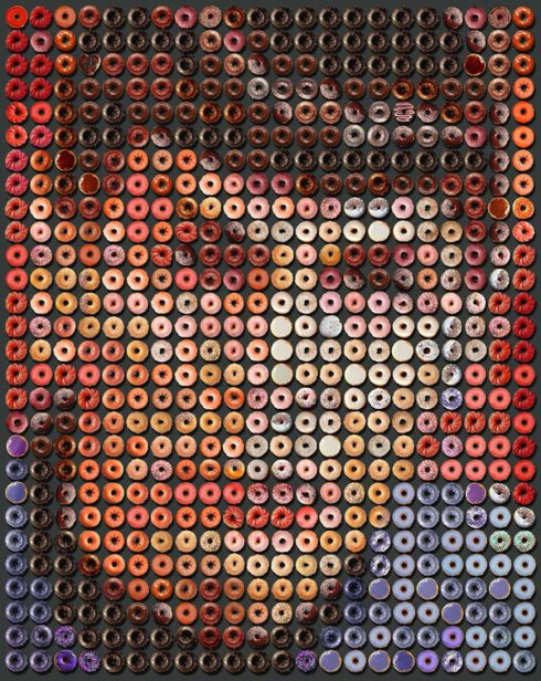 Portraits-of-Famous-People-Made-with-Donuts4-900x1132