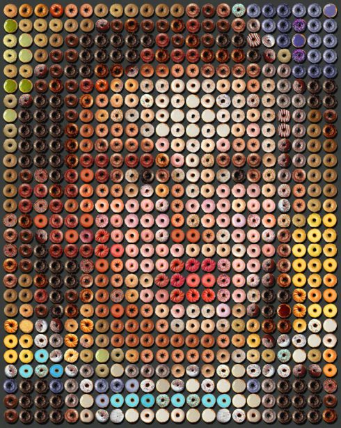 Portraits-of-Famous-People-Made-with-Donuts5-900x1128