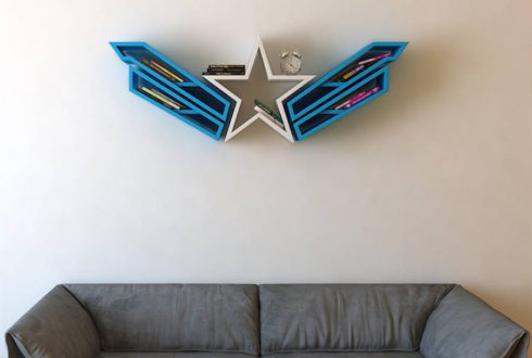 Funny-Bookshelves-with-Superheroes-Legos4-900x607