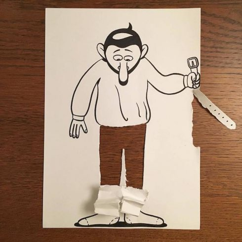 inventive-and-hilarious-3d-paper-cuts-1-900x900