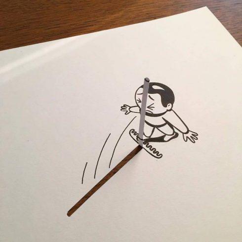 inventive-and-hilarious-3d-paper-cuts-14-900x900